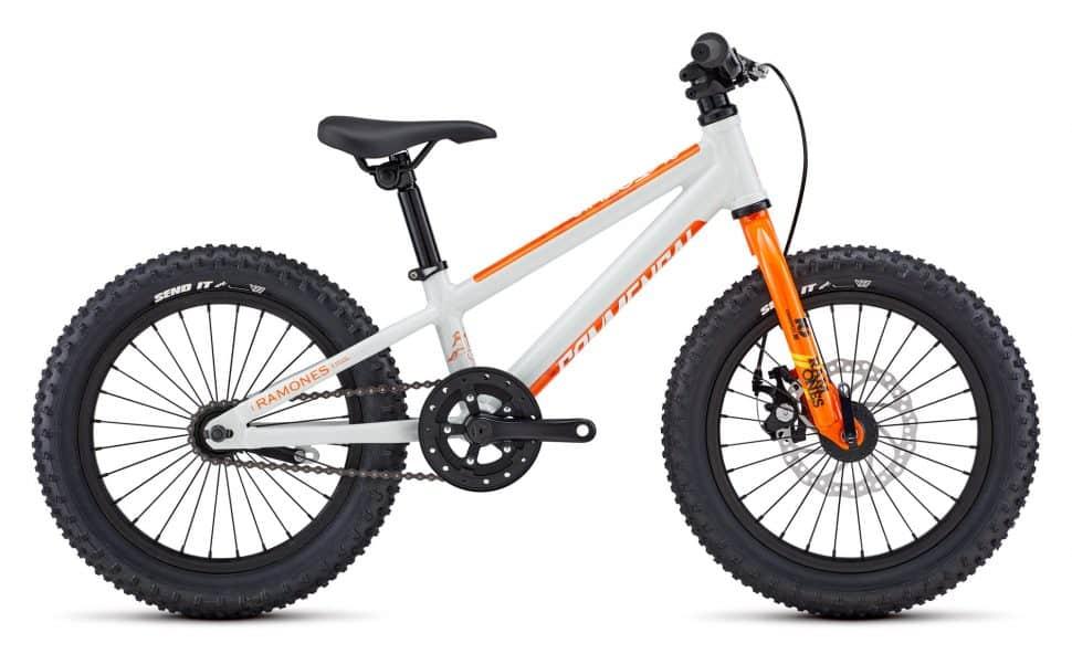 2020 Ramones 16 Orange Rear Back Pedal Brake