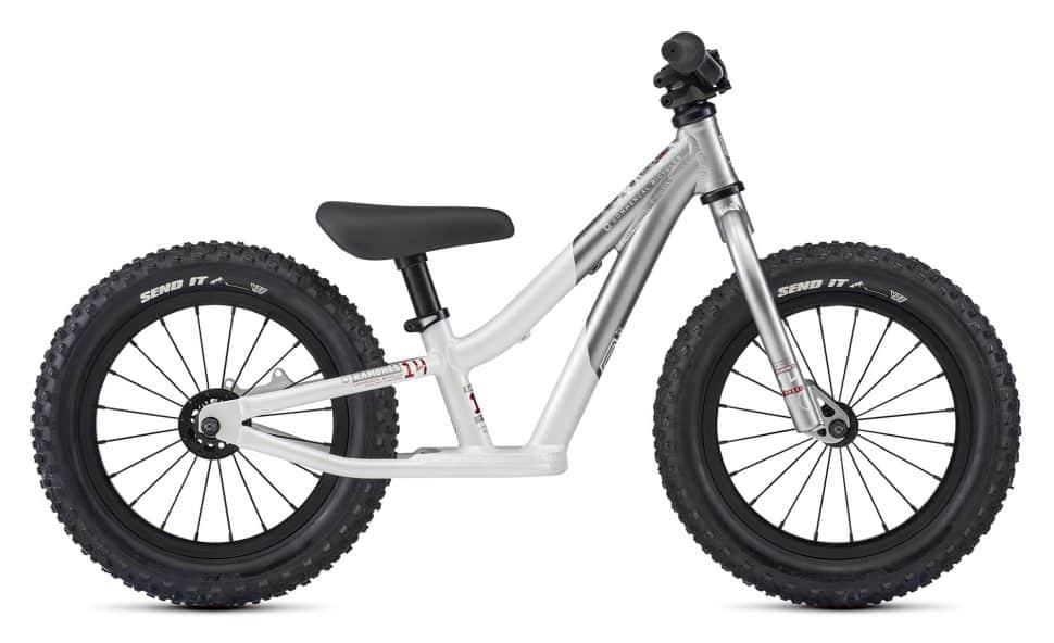 2021 Ramones 14 Push Bike Chrome