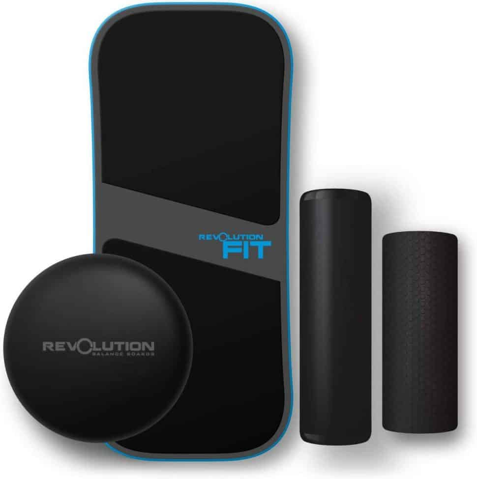 Revolution FIT 3-in-1 Exercise Balance Board Training System