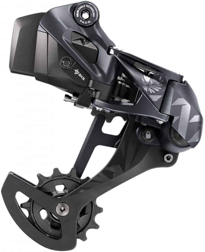 SRAM XX1 Eagle AXS 12-Speed Rear Derailleur Black
