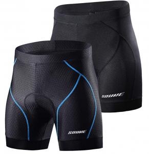 Souke Sports 4D Padded MTB Liner Shorts