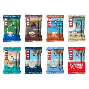 CLIF BARS – Energy Bars – Best Sellers Variety Pack