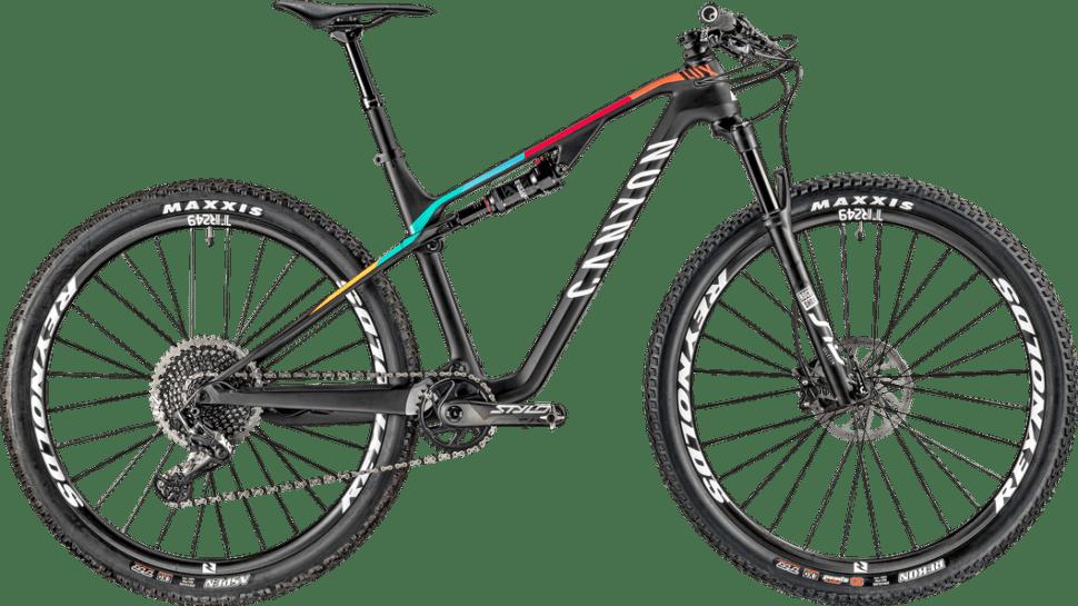 2020 Lux CF SL 8.0