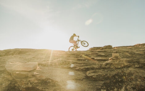 Leveling Up: Building Confidence On The Mountain Bike And Trying That Difficult Skill