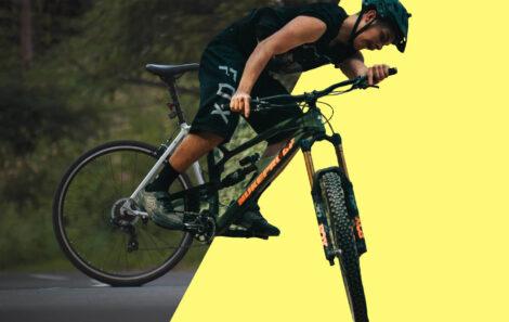 Road Bike vs Mountain Bike For Exercise: Why Road Biking Will Make You A Better Mountain Biker