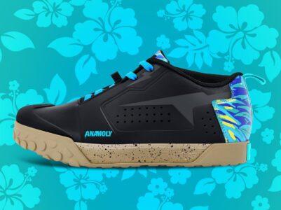 Anamoly Mountain Bike Shoes – New Kickstarter