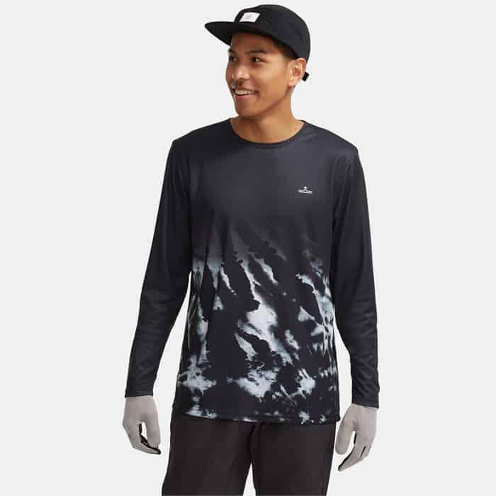 evo long sleeve jersey for men