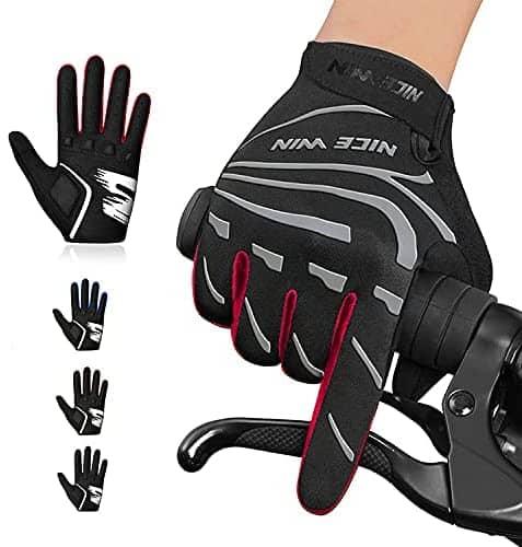 NICEWIN Cycling Gloves for Men & Women