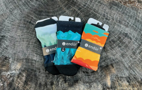 Tested: Endūr Socks